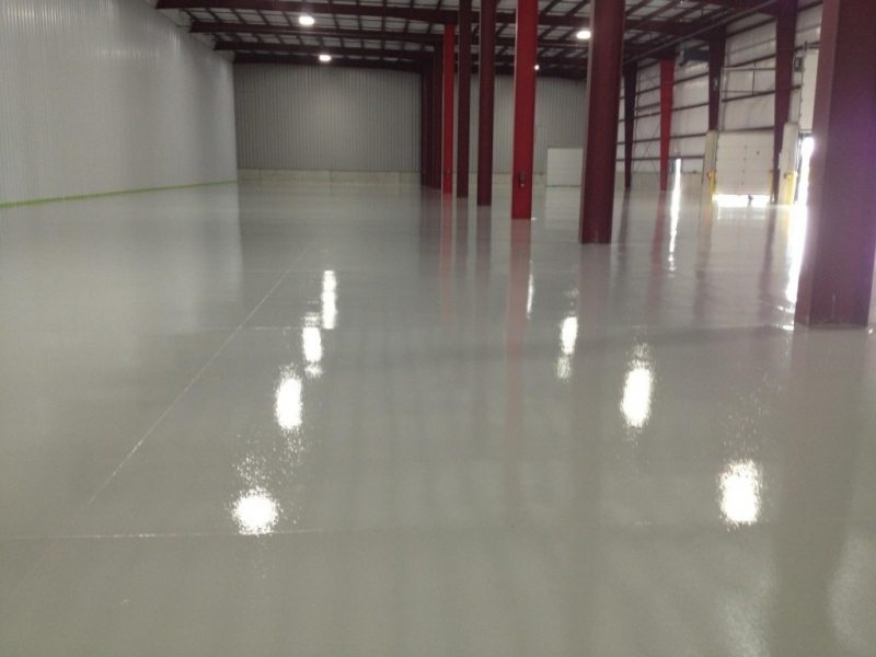 Resinous Flooring Culpeper, Virginia