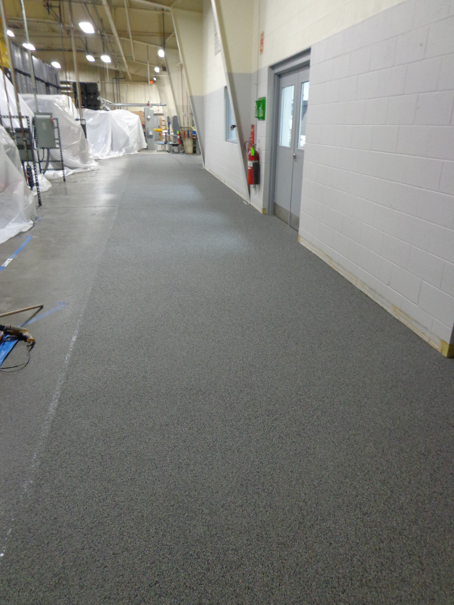 Epoxy Flooring Culpeper, Virginia