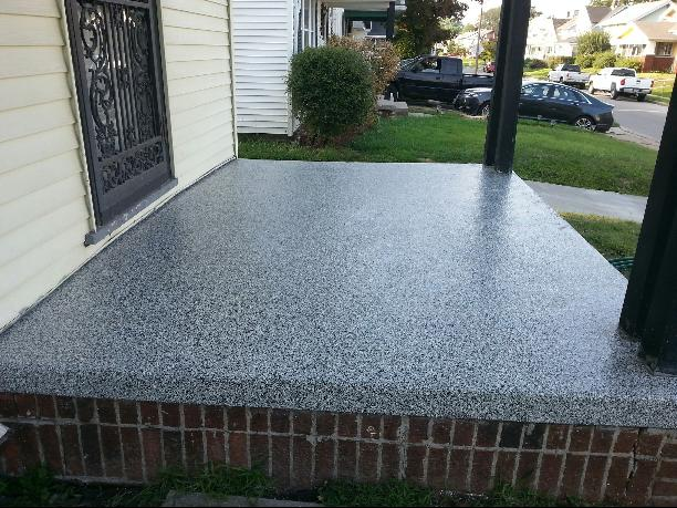 Graniflex Concrete Resurfacing | Culpeper Virginia | Decorative Concrete Company