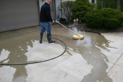 Concrete Cleaning Culpeper, Virginia