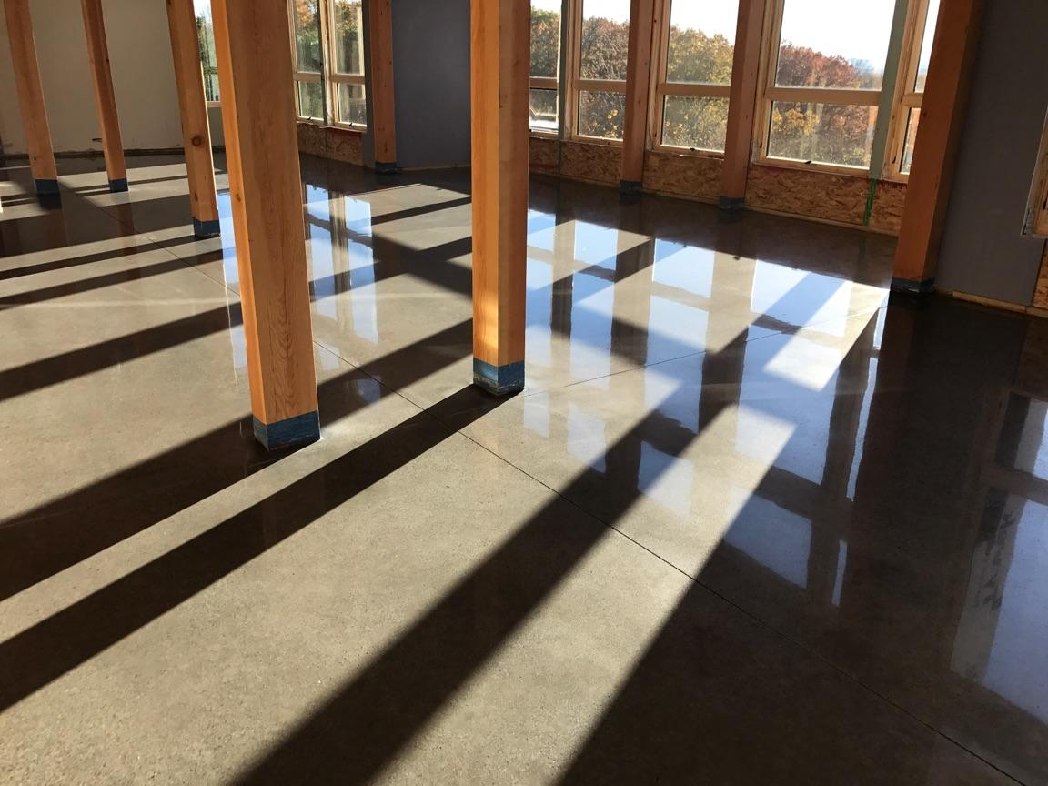 Polished Concrete Culpepper VA