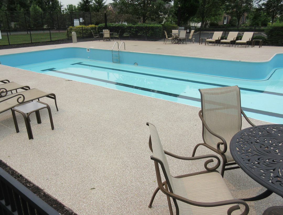 Pool Deck Concrete Coating Culpepper VA