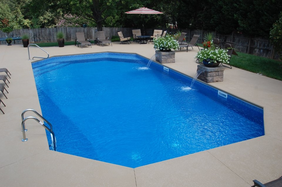 Graniflex Concrete Resurfacing | Pool | Culpeper Virginia | Decorative Concrete Company